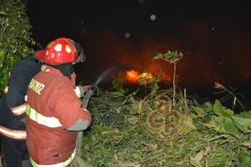 Dos adolescentes pirómanos eran bomberos voluntarios en Los Cabos