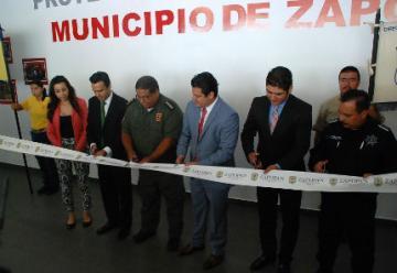Bomberos de Zapopan inauguran una nueva sede