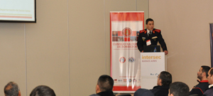 V Jornada de Actualización Técnica 2014 para bomberos