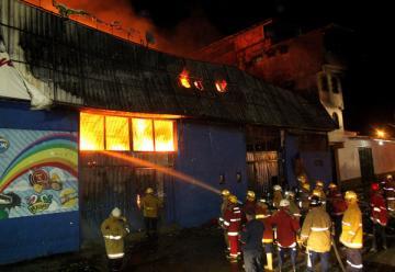 Bomberos de San Cristóbal no cuentan con camiones cisternas