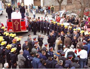 Se cumplen 6 años del incendio que se cobró la vida de dos bomberas de Baradero