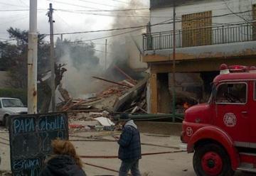 Dos muertos y al menos cinco heridos por explosión en Virrey del Pino