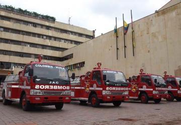 Siete municipios tendrán máquinas de bomberos