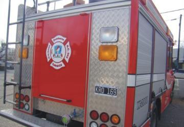 Agreden y apedrean a los bomberos voluntarios de Cutral Co