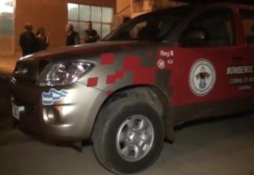 Nueva camioneta para los bomberos de Corral de Bustos