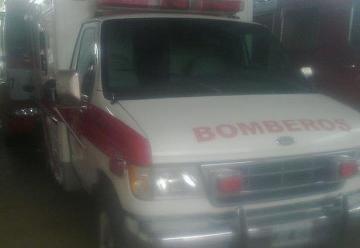Bomberos Voluntarios de Oran adquieren una ambulancia