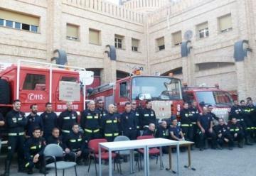 Bomberos de Toledo reclaman mejoras en la instalaciones