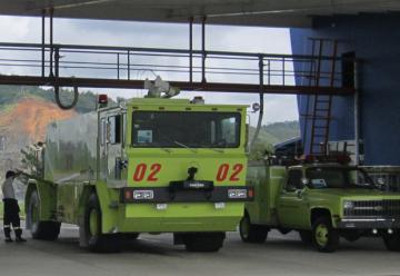 Fueron despedidos la mitad de los bomberos aeronáuticos de Pereira