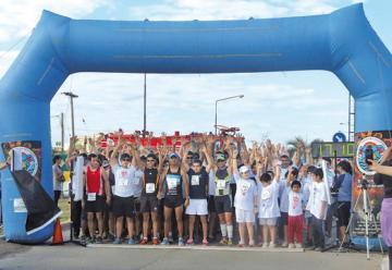 2º Maratón organizado por los Bomberos Voluntarios
