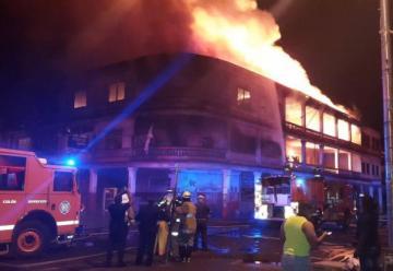 Bomberos iniciarán jornadas para prevención de incendios