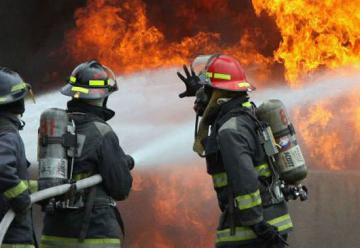 300 bomberos para 3 millones de habitantes