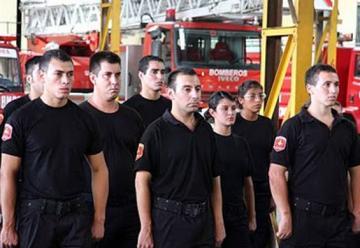 Se adjudicó la compra de 250 trajes para bomberos zapadores