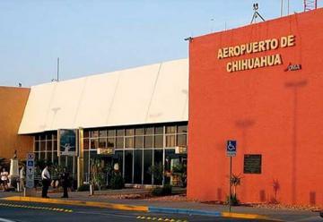 Embargan camión de bomberos al aeropuerto de Chihuahua