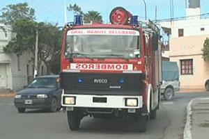 Nueva unidad arribó a el cuerpo de bomberos de Gral. Manuel Belgrano