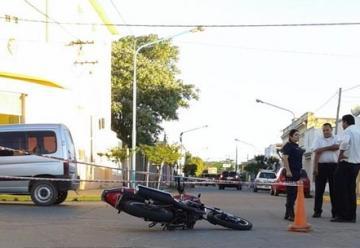 Dos bomberos heridos cuando se dirigiendo al cuartel por un llamado de un accidente