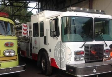 Recuperan bomberos de Morelia sus máquinas y equipo