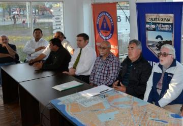 Caleta cuenta ahora con Bomberos Voluntarios y Brigada de Rescate