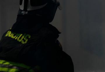 Policia causó la molestia de Bomberos en Osorno al impedirles el paso hacia unaccidente