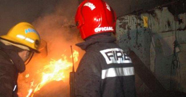 Conformarán otro cuerpo de Bomberos Voluntarios en Itauguá