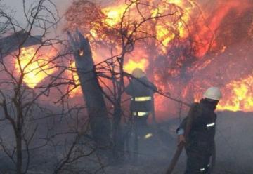 Fallecieron cuatro rescatistas de Defensa Civil en un incendio