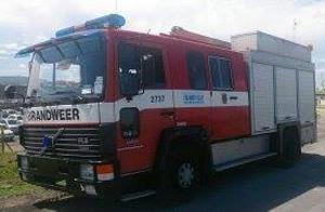 Bomberos Voluntarios de Bigand adquirió otra autobomba