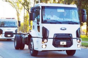 Bomberos de Gualeguay adquirió un camión O km