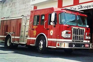 La compañía número 19 de bomberos cuenta con una nueva unidad