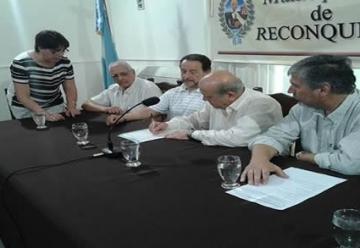 Bomberos Voluntarios de Reconquista ya tiene escritura de nuevo terreno