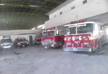 Cuatro bomberos voluntarios detenidos por un presunto robo en el Cuartel