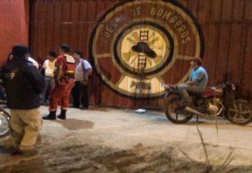 Crisis en el cuerpo de bomberos afecta servicios de emergencia en la región
