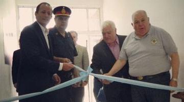 Bomberos Voluntarios de Lomas de Zamora inauguro su cuarto destacamento