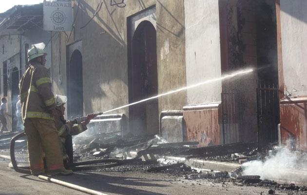 Benemérito Cuerpo de Bomberos de León atraviesa fuerte crisis