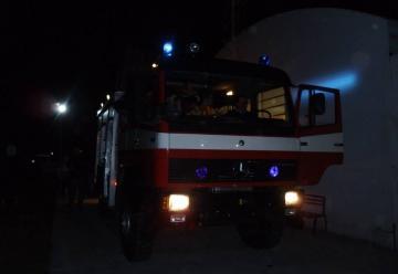 Bomberos Voluntarios de Jovita recibió nuevo camión
