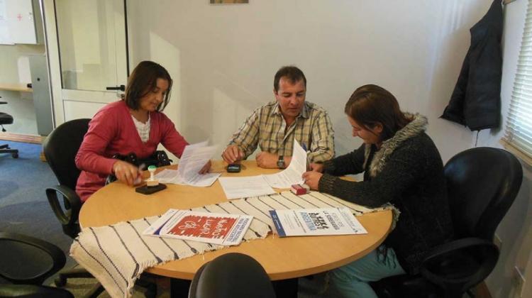 Nación entrega subsidio a los Bomberos Voluntarios de Pilcaniyeu