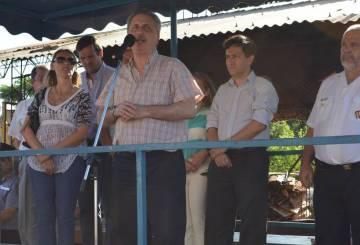 Bomberos voluntarios recibieron equipamientos por más de 2 millones de pesos