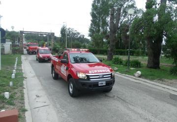 Bomberos de Sierra de los Padres incorporan unidad especial para incendios forestales