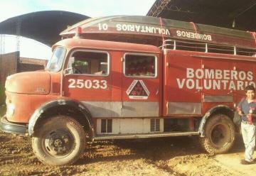 Bomberos Voluntarios de Trinidad se quedan sin carro cisterna