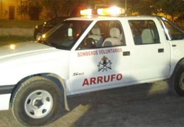 Bomberos Voluntarios de Arrufo adquirio una nueva unidad