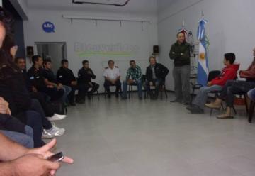 Impulsan la creación de un cuartel de Bomberos Voluntarios de Santa Rosa de Calchines