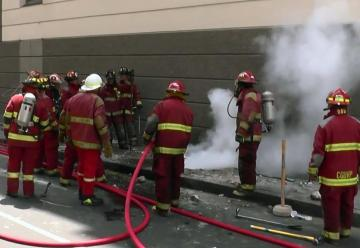 Bomberos atendieron cuarenta incendios en Lima y Callao