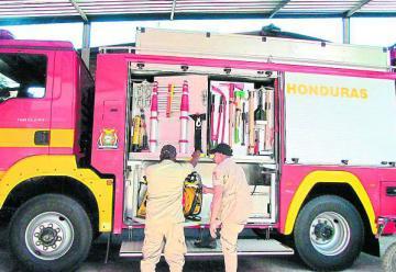 Suspenden ampliación de estación de bomberos