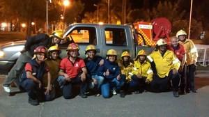 Bomberos Voluntarios de San José de Feliciano adquirieron una nueva unidad móvil