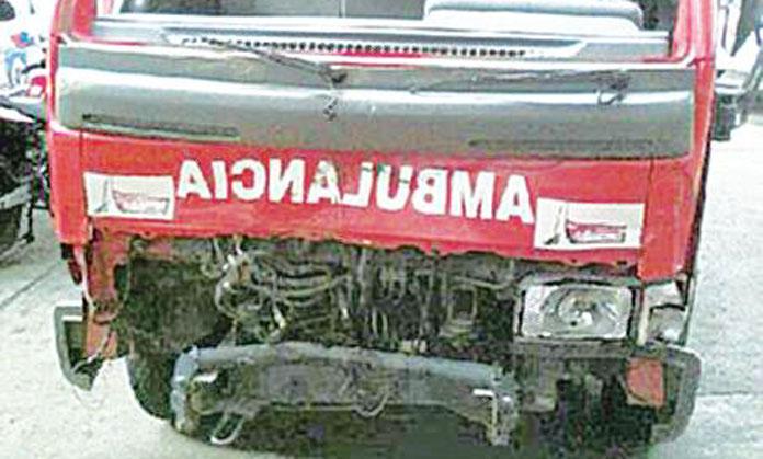 90% del parque automotor del Cuerpo de Bomberos se encuentra inoperativo
