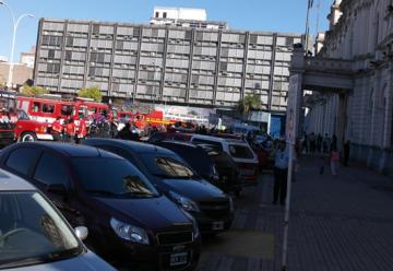 Los Bomberos Voluntarios se manifestarán en cada acto que encabece Urribarri