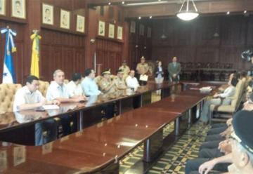 El Cuerpo de Bomberos de San Pedro Sula ahora será parte de la institución nacional.