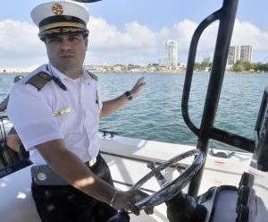 Bomberos toman control de la seguridad portuaria