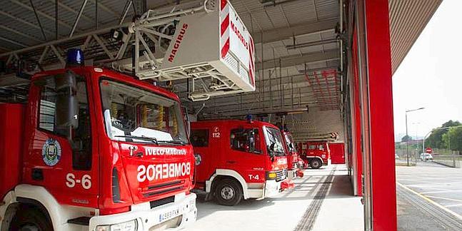 Los Reyes Magos llegarán en un camión de bomberos