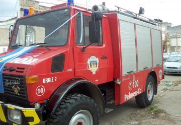 Los bomberos voluntarios de Pehuen Co siguen creciendo