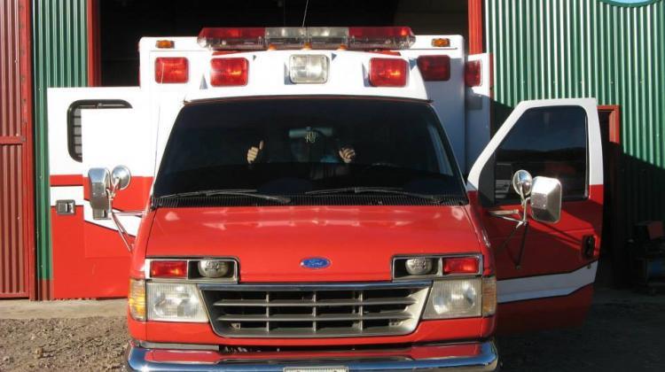 Nueva unidad de rescate para Bomberos Voluntarios de Meliquina