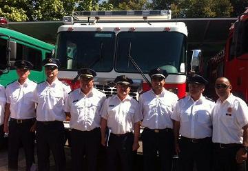 Sexta Compañía de Bomberos de Viña del Mar Concón recibió nueva Unidad